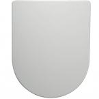 AQUALINE DONA WC-ülőke polypropylen, fehér, soft close (FD121)