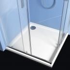 Aquatek Family S4 íves zuhanykabin