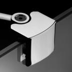 Radaway Torrenta PDD íves két nyílóajtós zuhanykabin króm profillal