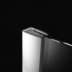 Radaway Fuenta New KDD szögletes két nyílóajtós zuhanykabin