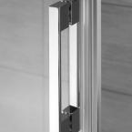 Radaway Espera KDD szögletes nyílóajtós zuhanykabin
