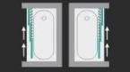 Aquatek ROYAL V3 kádparaván