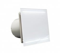 CATA E-100 GL ventilátor, 8+4W, standard, o100mm, LED világítás, fehér (00900001)