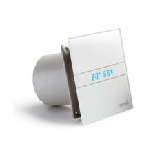 CATA E-150 GTH ventillátor, 10/19W, időzítővel, automatikus, o150mm, fehér (00902200)