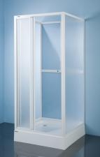 Sanplast KC/DTr-c zuhanykabin harmónika ajtóval több méretben