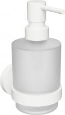 BEMETA WHITE Szappanadagoló, 75x145x100mm, 200ml, fehér (104109104)