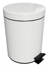 "BEMETA WHITE Szemetes ""Soft Close"", 200x280x200mm, 5l, fehér (104315014)"
