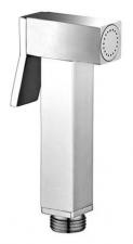 bidézuhanyfej, gégecső és tartó nélkül, króm (BS129)