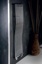 Sapho ONDA fürdőszobai radiátor, króm, 425 W, 400x1700 mm