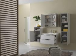 Kolpa San Fiókos szekrény,mosdóval együtt