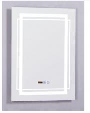 Sanotechnik Tükör hátsó világítással és fűtéssel ZI056