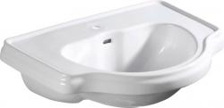 KERASAN RETRO Beépíthető mosdó 62x45,5 cm (103001)