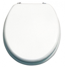 Sanotechnik STAR WC-ülőke, fehér, lakkozott MDF Termék szerkesztése