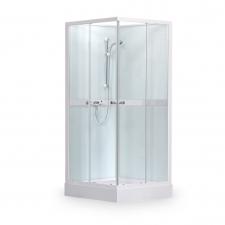 Sanipro SIMPLE SQUARE szögletes zuhanykabin