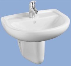 Alföldi Bázis mosdó 4191 65 65x52 cm R1 Easyplus