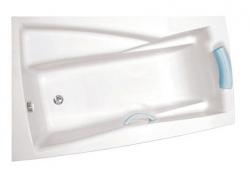 Sanotechnik ARRA JOBB aszimmetrikus fürdőkád