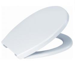 Sanotechnik WC ülőke, duroplaszt, fehér 50380