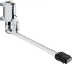 Önzáró pedálos szelep, falba vagy padlóba építhető (QK40051)