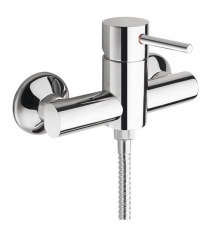 RHAPSODY Zuhany csaptelep, zuhany nélkül, króm (5584)