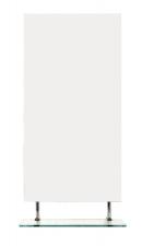 WEGA Tükör polccal, 50x80 cm (60092-5)