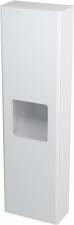 Sapho ELLA állószekrény 1 ajtóval, fehér, 40x140x20 cm