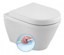 Sapho KALE CLAUDIA fali WC 35,5x52cm, RIMLESS (71125364)