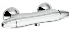 EFFEPI FLO zuhanycsaptelep zuhanyszett nélkül, króm (7151)