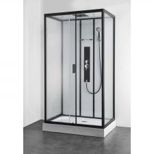 Sanotechnik 3Sky komplett hidromasszázs zuhanykabin120x80x225 cm