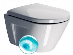 Sapho GSI NORM SWIRLFLUSH fali WC, 50x36 cm (861611)