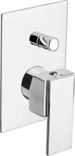 REITANO MASTERMAX Falbaépíthető zuhanycsaptelep, kétirányú, zuhanyszett nélkül, króm (8795)