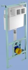 Alföldi EasyMont Fali-WC elem, fali tartállyal