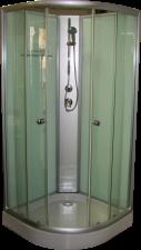 Aqualife Opal 508 C fehér tuskabin hátfallal