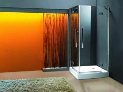 Aquatek BETTER A4 90x90 nyílóajtós zuhanykabin