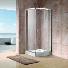Aquatek Holiday A4 zuhanykabin átlátszó üveggel
