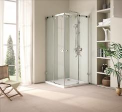 Aquatek Infinity A4 90x90 szögletes zuhanykabin