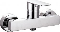 AQUALINE DAPHNE zuhanycsaptelep zuhanyszett nélkül, króm (DH701)