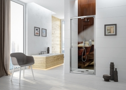 DL/TX5b zuhanyajtó (harmónika ajtós)