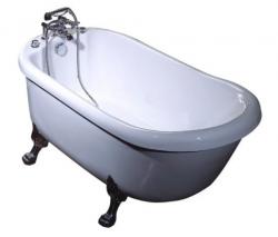 Sanotechnik Oroszlánlábas fürdőkád