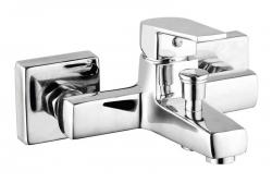 ARETA kád csaptelep zuhany nélkül, króm (GH126)