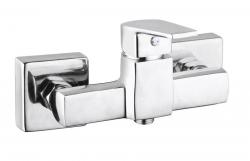 AQUALINE ARETA zuhanycsaptelep zuhanyszett nélkül, króm (GH245)