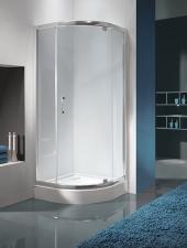 KP1DJa/TX5b nyílóajtós zuhanykabin, tálca nélkül.