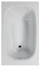 Sanotechnik LINEA MINI 120 testformájú fürdőkád