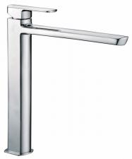 MIXONA magasított mosdó csaptelep, króm (MG006)