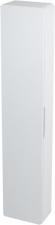 Sapho Állószekrény 1 ajtóval, fehér, 28x140x16cm, bal/jobb (PR031)
