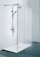 Sanotechnik Smartflex Walk-In zuhanyfal
