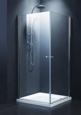 Sanotechnik Elegance zuhanykabin 2 lengőajtóval