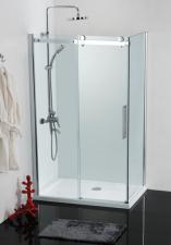 Sanotechnik Prestige elegance asszimetrikus zuhanykabin