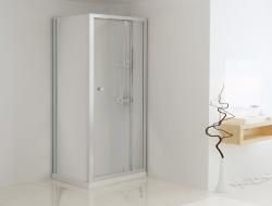 Sanotechnik szögletes sarok zuhanyfülke