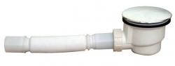 Lux 60 mm zuhanytálca szifon