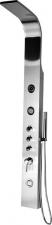 AIKO zuhanypanel 155x1630 mm, inox (WN163
